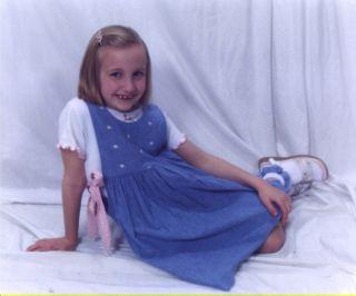 Rachel 7 years