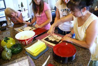 08-04-09 Degans Sushi 213