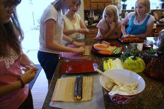 08-04-09 Degans Sushi 215